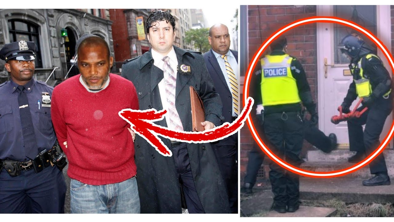 How Nnamdi Kanu Was Arrested Full Video